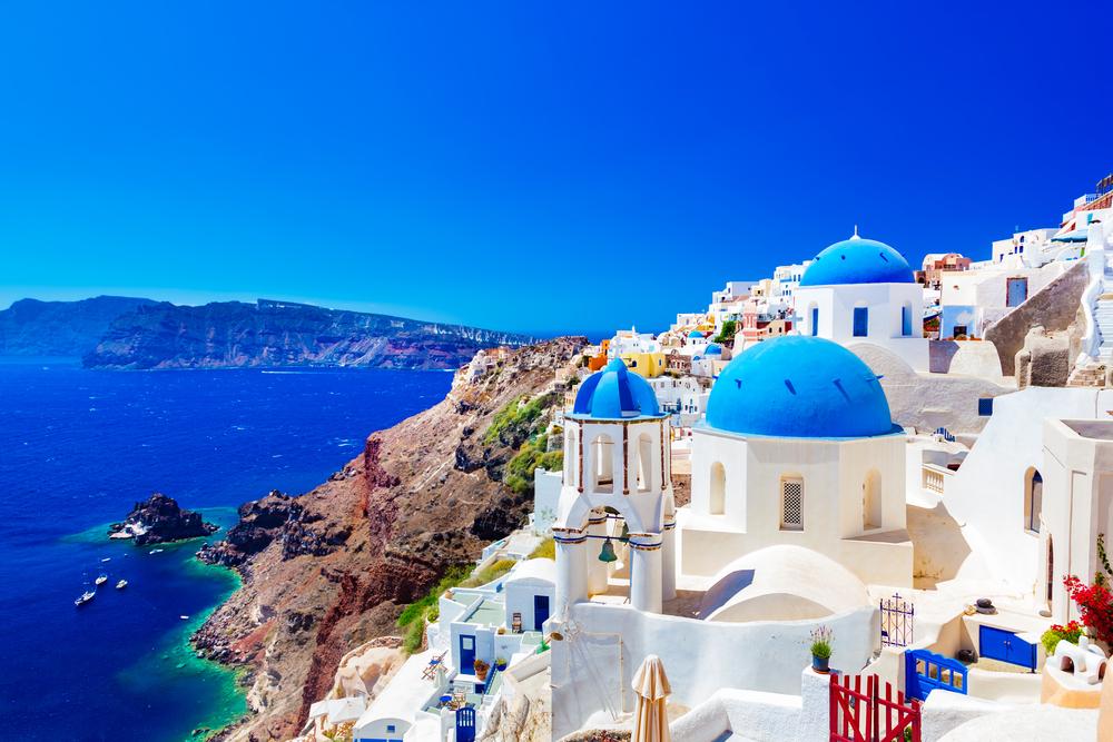 ドクタードルフィン in ギリシャ アテネ サントリーニ島 クレタ島 特別リトリート